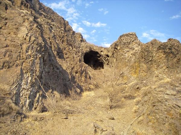 Пещера для медитаций
