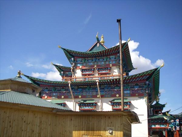 Храм Итегелова