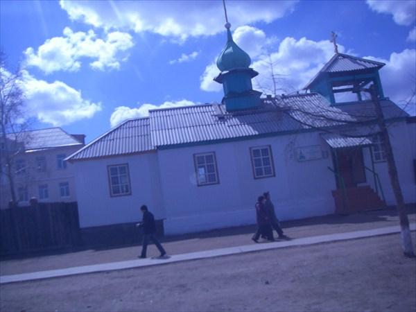 поселок Иволгинск
