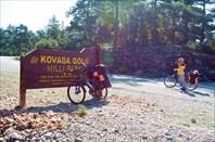 Национальный парк озеро Ковада