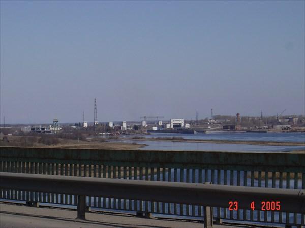 А - 114 Вологда-Н.Ладога, шлюзы, п. Шексна