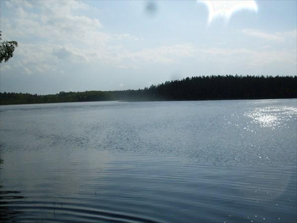 Озеро Хенеярви