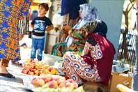 Душанбе , Зелёный базар.