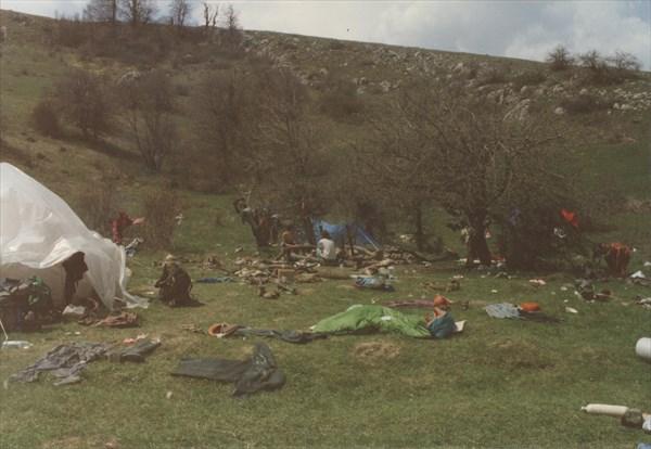 15. В лагере соседей