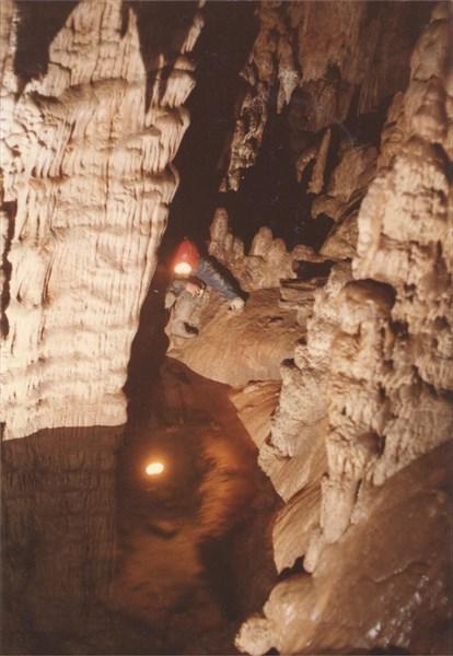 47. Подземное озеро
