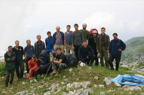 Хипста. Лето 2005. рук. Евдокимов, Шелепин