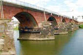 Римский мост в Трире