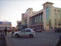 Железнодорожный вокзал в Урумчи