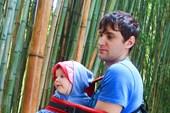 Если бы Тая знала, что бамбук - символ священной пустоты