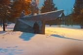памятник первооткрывателю Печорских земель - Русанову