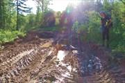 Когда тут был ручей