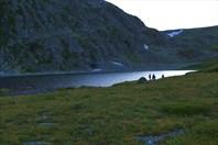 У одного из Верхних Проездных озер