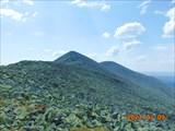 Гора Гумбольдта с седловины