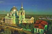Знаменский Богородицкий монастырь