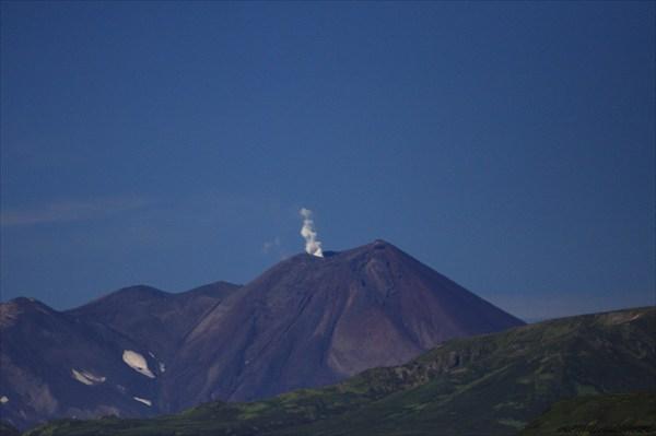 КурИт вулкан Чикурачки