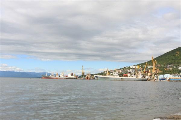 Авачинская бухта - погода радует!
