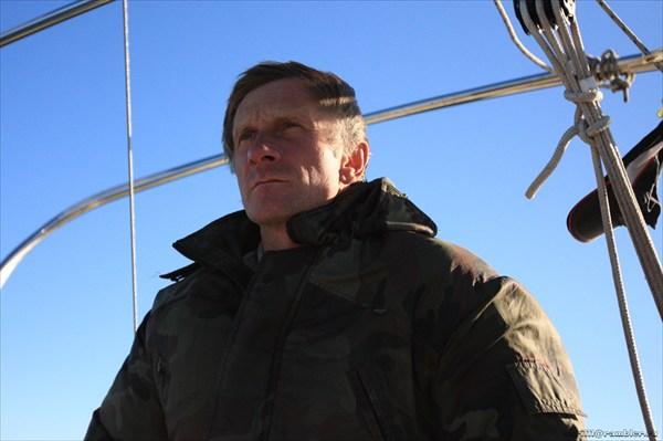 Александр - помощник капитана