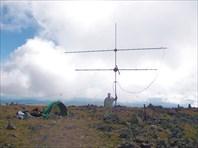 Я с антенной на вершине. Чего только Сарлык не видел...