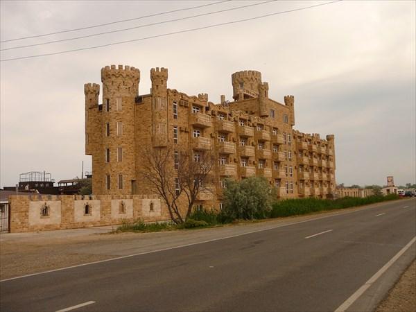 """Гостиница под """"крепость"""""""