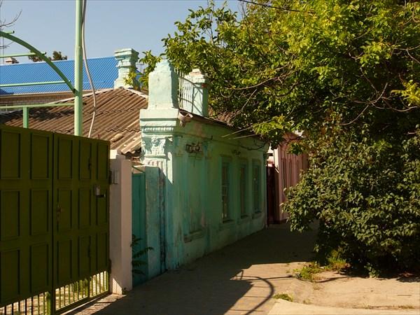 Домики в Анапе