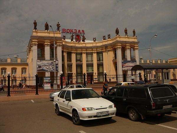 Вокзал Воронежа