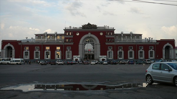 Вокзал Курска