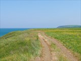 Дорога вдоль Керченского пролива