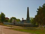 Памятник павшим в Гражданской войне
