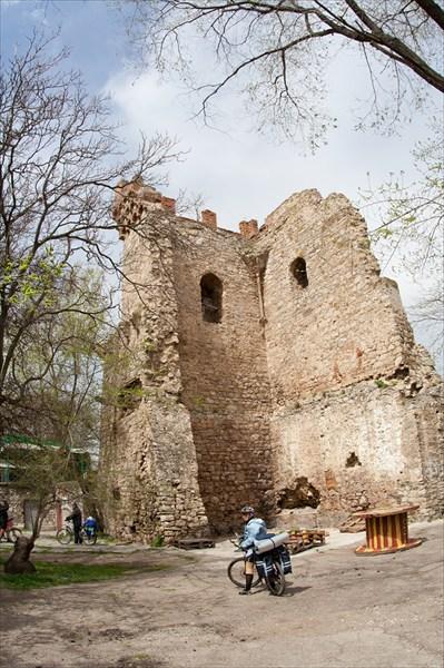 Феодосия. Крепость.
