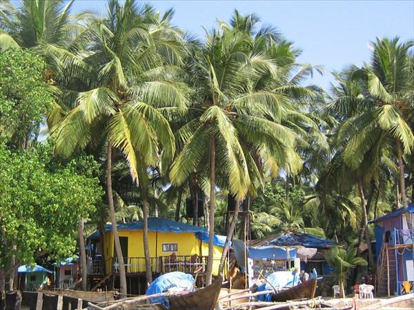 Райский пляж.Индия 2009г(ЯНВАРЬ)