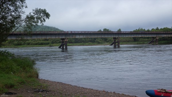 Мост через Тагул