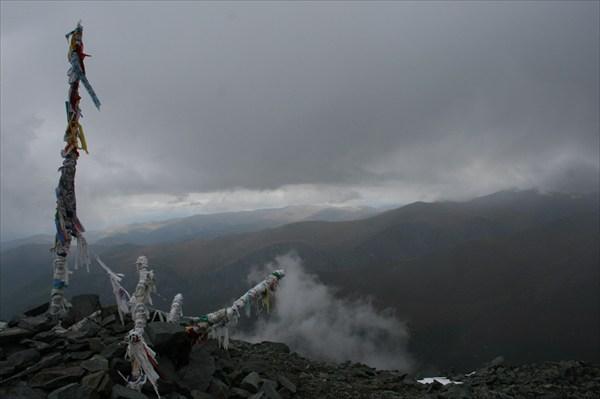Тур на перевале Каратюрек