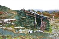 Каменная изба