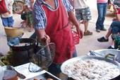 Тайская народная еда