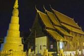 Ночью у Храма