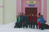 Лыжный десант высадился на ст.Ладва