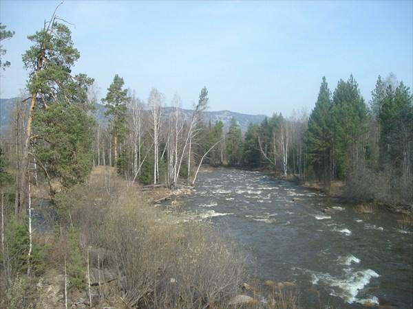 Река Березяк