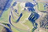 Ландшафтная скульптура Нортумберландия