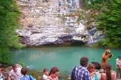 Адзиасицва (Голубое озеро)