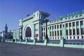 Вокзал Новосибирск Главный