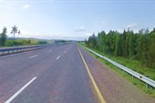 Дорога на Петропавловск.