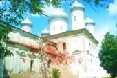 Великий Новгород (Юрьев Монастырь)