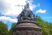 Великий Новгород (памятник `Тысячелетие Руси`)