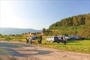 Парковка в Тюлюке