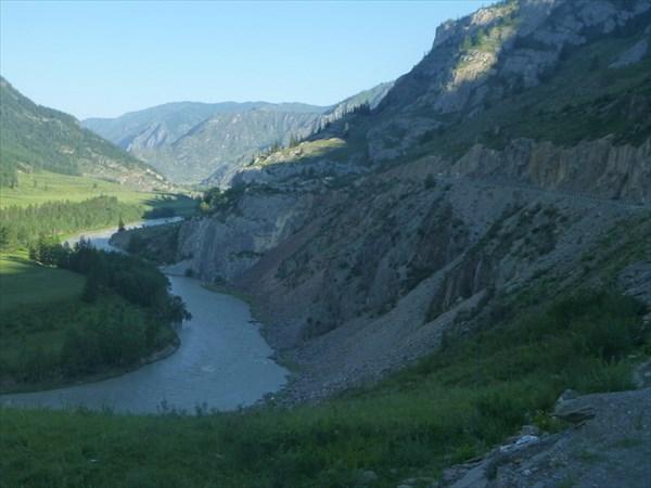 Долина реки Чуя