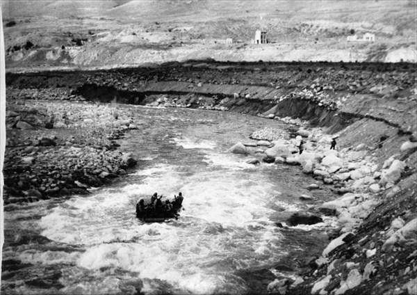 Эпицентр ташкентского землетрясения
