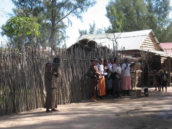 проповеди в деревне