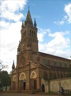 костел в Антсирабе