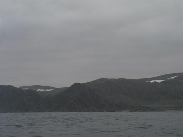Вдоль побережья - к Мысу Нордкин