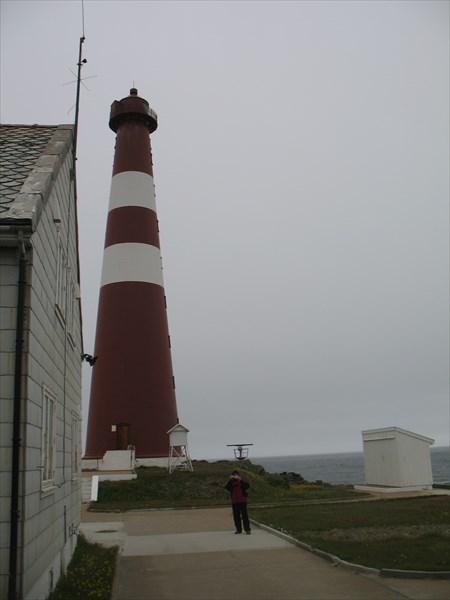 Самый северный маяк континентальной Европы – Slettnes.